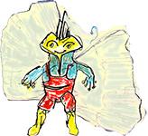 Der Ginkolus - das Maskottchen unserer Schule